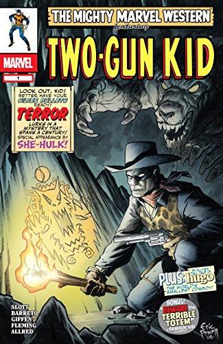 Marvel Westerns: The Two-Gun Kid (2006) #1 (Marvel Westerns (2006))