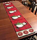 Christmas Holiday Table Runner