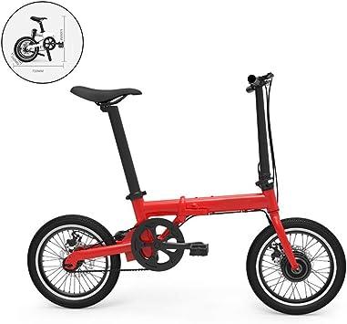 GJJSZ Bicicleta eléctrica 36V Bicicleta eléctrica Ebike de 250W ...
