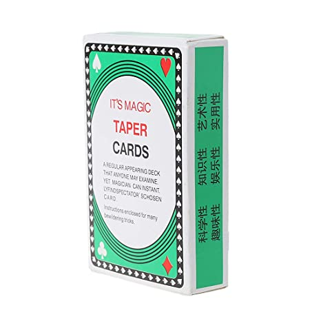 Longsw Nuevo Secreto Marcada Baraja Stripper Playing Cards ...