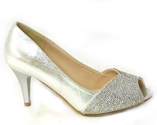 Gizelle Womens Ladies Sandal Low Heel