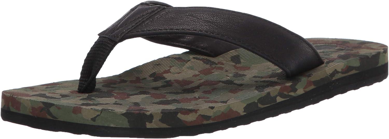 Volcom Men's Fathom Eva Sandal: Shoes