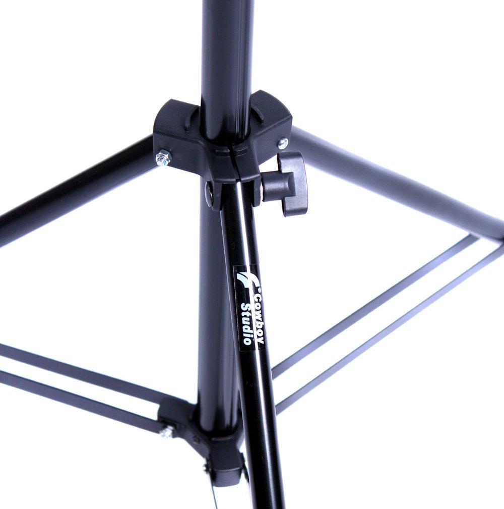 Amazon.com : CowboyStudio Aluminum Adjustable Light Stand with Case ...