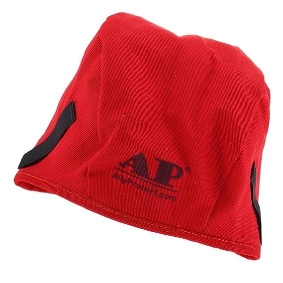 Welding Welder Hat Cap Flame Retardant Protect Sweat Absorption Elastic #6