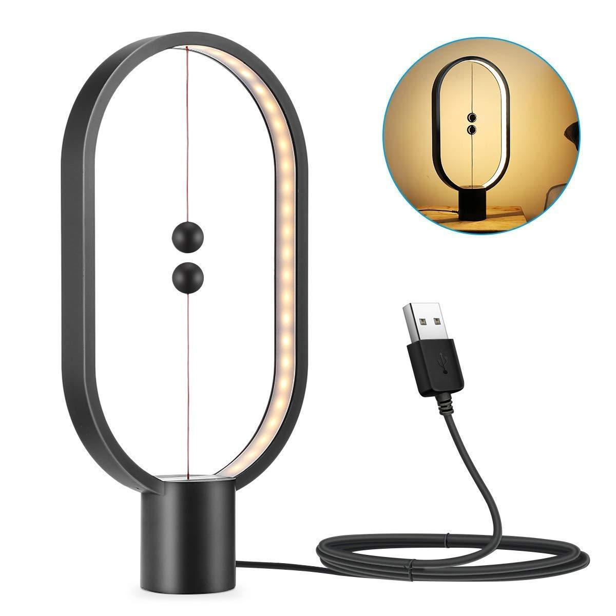 Magnetic Hang Balance LED Light Lamp