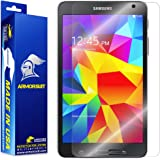 ArmorSuit MilitaryShield - Samsung Galaxy Tab 4 8.0 Screen Protector - Anti-Bubble Ultra HD Shield w/ Lifetime Replacements