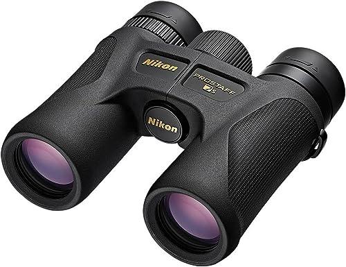 Nikon 16001 PROSTAFF 7S 10×30 Inches Compact Binocular Black