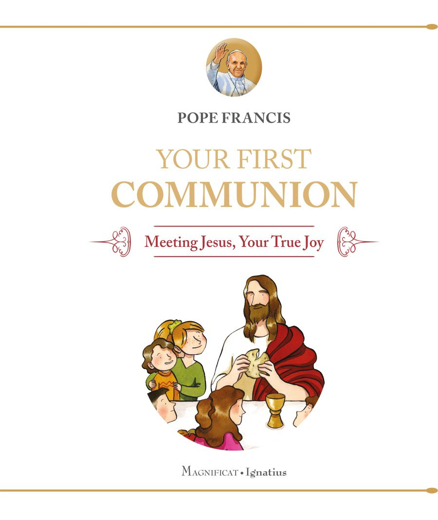 Your First Communion Meeting Jesus