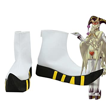 Persona 2 Tsumi / Persona 2 Innocent Sin Joker Cosplay Shoes Boots Custom Made