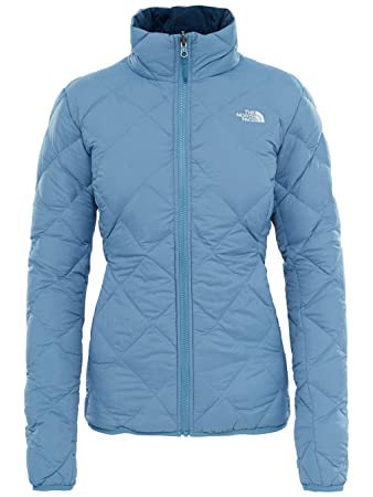 THE NORTH FACE Peakfrontier Zip-In Reversible Jacket Women blue Size XL  2017 winter jacket c897a35e0