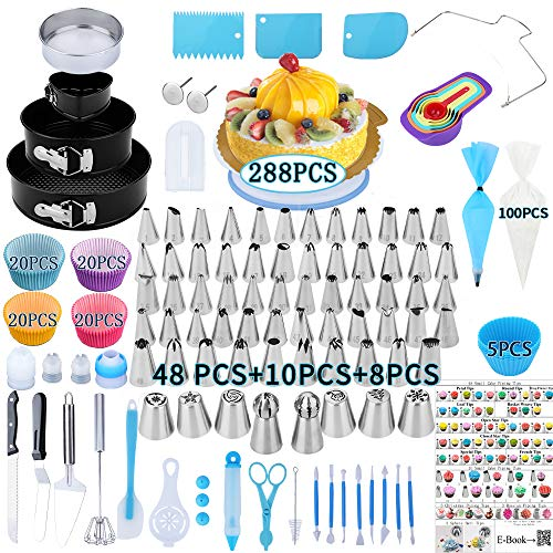Cake Decorating Supplies 288