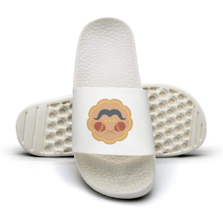 ZHUSSS Mexican cinco de mayo Sandals for Men Women Non-Slip Slippers Unisex Adult Sport Shower Slippers Sandals