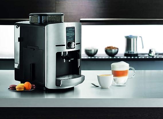Krups - Máquina de café trituradora de granos expresso con ...