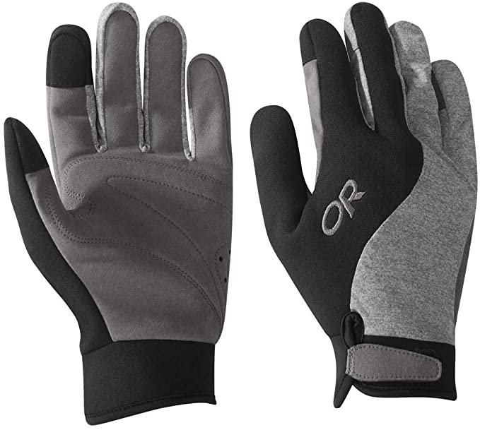 Amazon.com: Outdoor Research Upsurge - Guantes de remo: Clothing