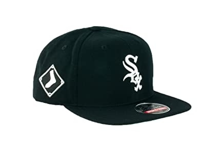 5b1120a78e303 Image Unavailable. Image not available for. Colour  MLB Men s Chicago White  Sox Blockhead Snapback ...