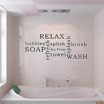 Prevently Wandaufkleber DIY Badezimmer-Swimmingpool PVC-Umweltschutz ...