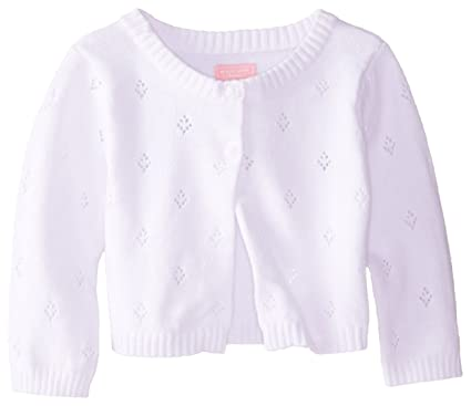 718914b76 Amazon.com  The Children s Place Baby-Girls Newborn Dressy Cardigan ...