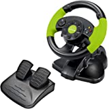 Esperanza Steering Wheel High Octane Box Edition (XBOX 360, PSX, PS/2, PS/3, PC USB)