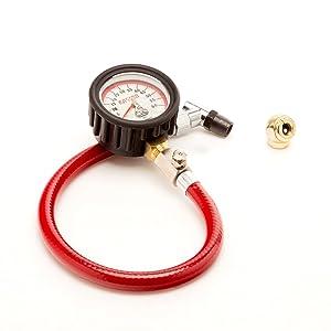 Longacre 50417 (0-60 PSI) Tire Pressure Gauge