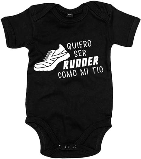 Body beb/é soy del Athletic de Bilbao como mi padre personalizable con nombre 6-12 meses Blanco