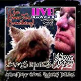 I Can Hear You Breathing! LIVE SNACKS! Volume 1 by James LAWLESS