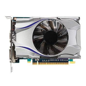 Oldhorse Tarjeta Grafica GeForce GT 730 4G DDR5 128Bit ...