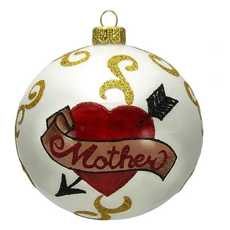 Madre Mamá Corazón con flecha diseño de tatuaje polaco adorno de ...