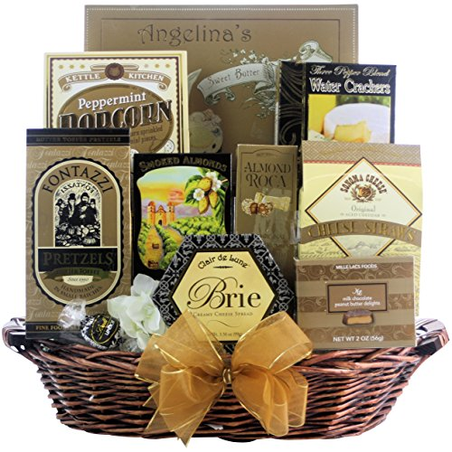 Great Arrivals Champagne Gift Basket, Elegant Expressions (Champagne And Gifts)