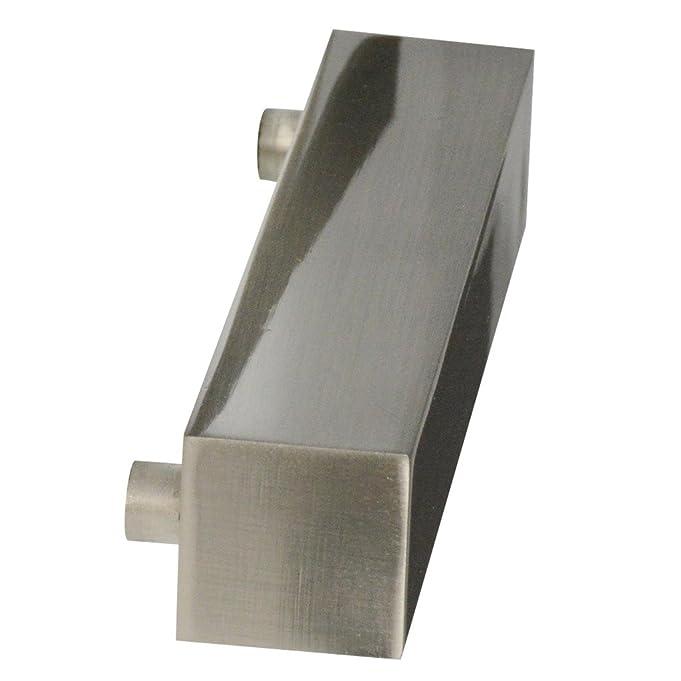 in ckp brand rectangular pull brushed nickel 10 pack amazoncom