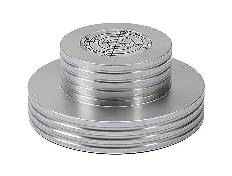 Dynavox Plattenspieler-Stabilizer PST300 Plata con Libélula, Peso ...