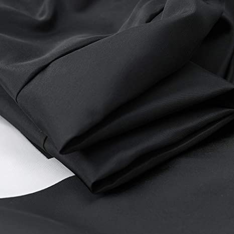 Luckycat La Blusa de la impresión de la Letra de Las Mujeres de la Moda Remata la Capa Floja de la Cremallera de Las Tapas de los Casquillos: Amazon.es: ...