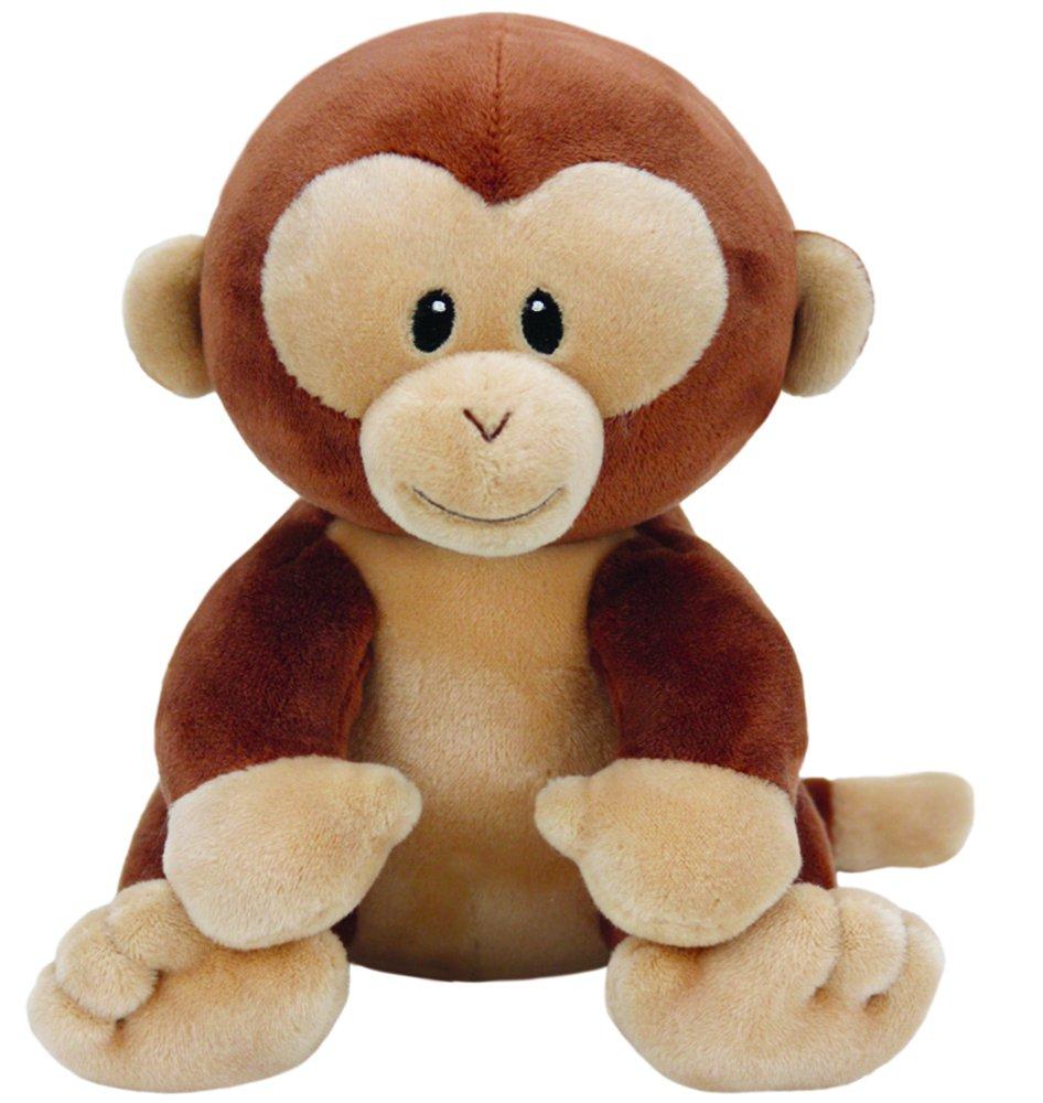 TY - Beanie Babies Bananas, Peluche Mono, 23 cm (United Labels Ibérica 82003TY): Amazon.es: Juguetes y juegos