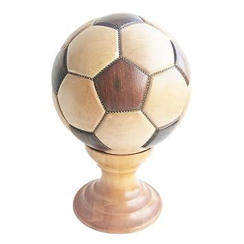 Kukin Holzbastelngeschenkdekorationen Holz Fußball