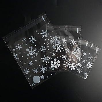 Amazon.com: Bilipala - Bolsas de plástico para galletas y ...