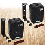 Dual Waterproof Outdoor Speaker System - 5.25