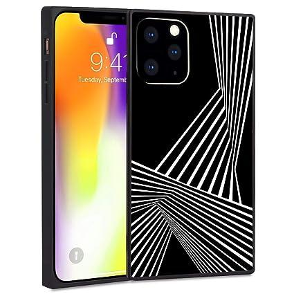 Amazon Com Square Edge Case Cover Compatible Iphone 11 6 1