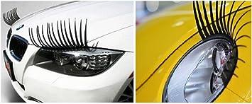 Etie Ds Lustige Wimpern Für Auto Scheinwerfer Universal Auto
