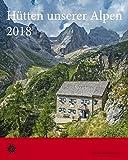 Hütten unserer Alpen 2018