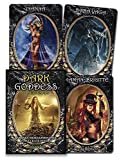 img - for Dark Goddess Oracle Cards book / textbook / text book