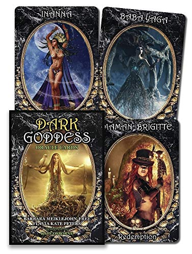 Dark Goddess Oracle Cards - Mirrors Edge Game Guide