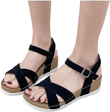 wide width espadrille platform sandals