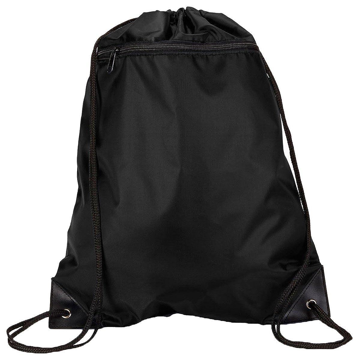 最安値 ウルトラクラブ8888ファスナー付きドローストリングバックパック B00I2TEA1Q One ブラック One ブラック Size One B00I2TEA1Q Size|ブラック, はいから。:ec8d984f --- efichas2.dominiotemporario.com