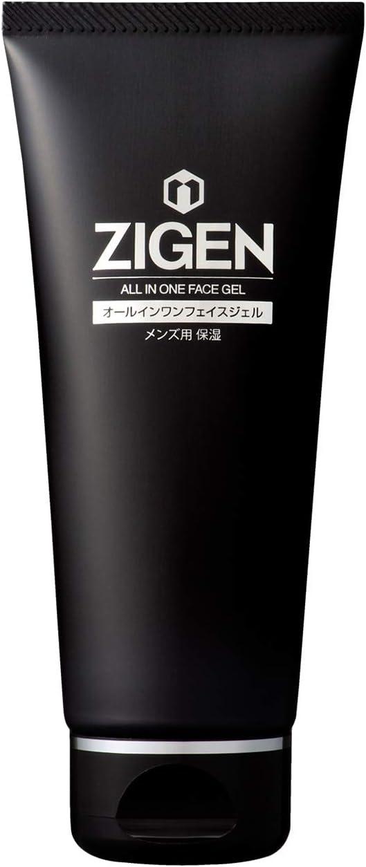 ZIGEN(ジゲン) オールインワン フェイスジェル メンズ 男のスキンケア