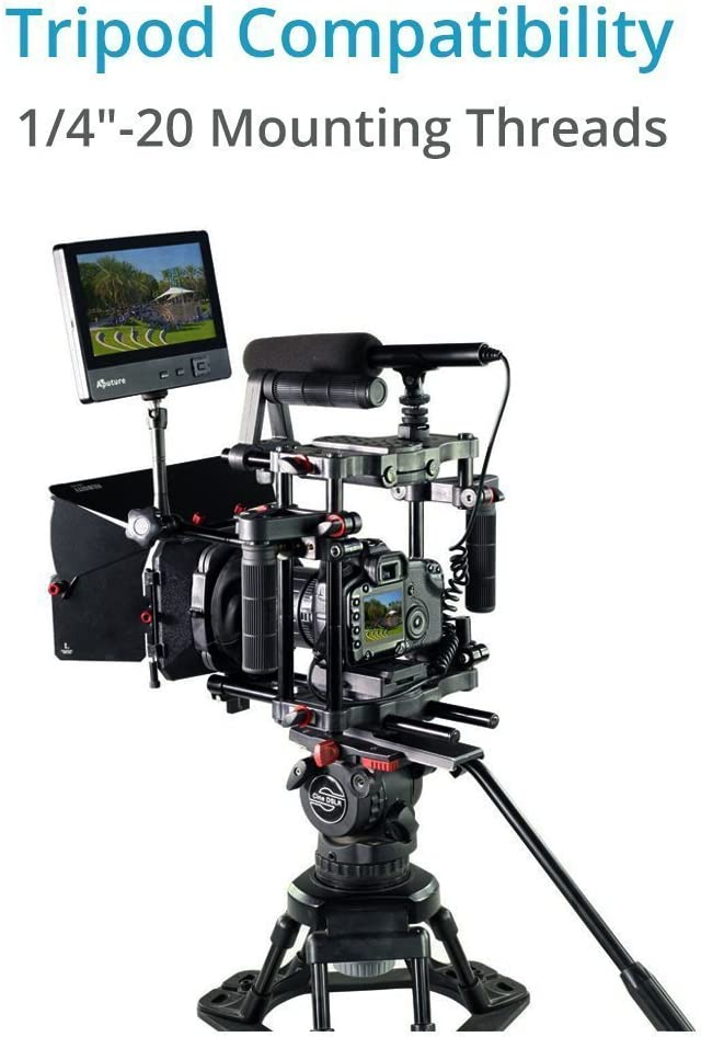 Cage Kit at Best Price FILMCITY Power DSLR Video Camera Cage Mount Rig FC-CTH