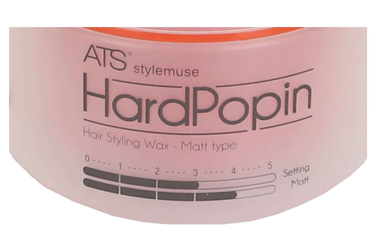 Amazoncom ATS STYLEMUSE HARD POPIN STYLING WAX Mens And Womens