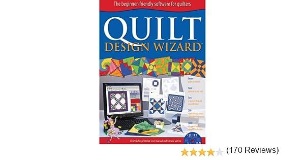 Electric Quilt Co Quilt Design Wizard Amazon Ca Home Kitchen