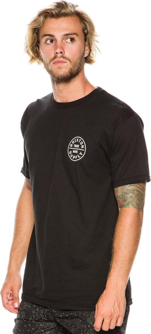 Brixton Herren T-Shirt Oath B07CL7HBLS B07CL7HBLS B07CL7HBLS T-Shirts Ausgezeichnete Funktion 93cb76