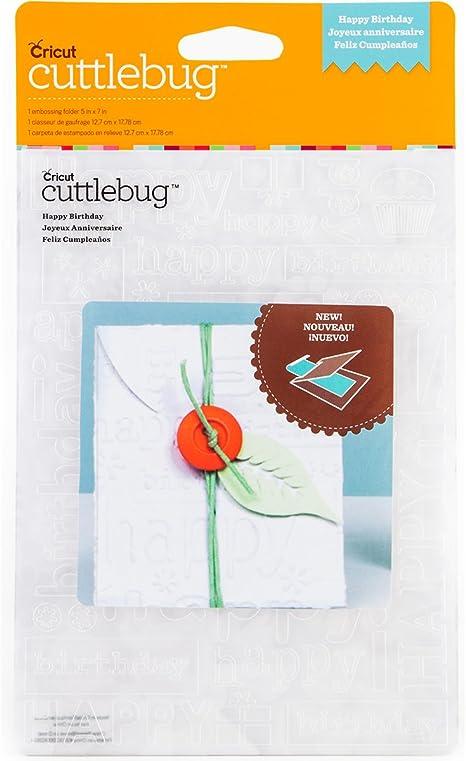 Cricut 2002786 Cuttlebug 5