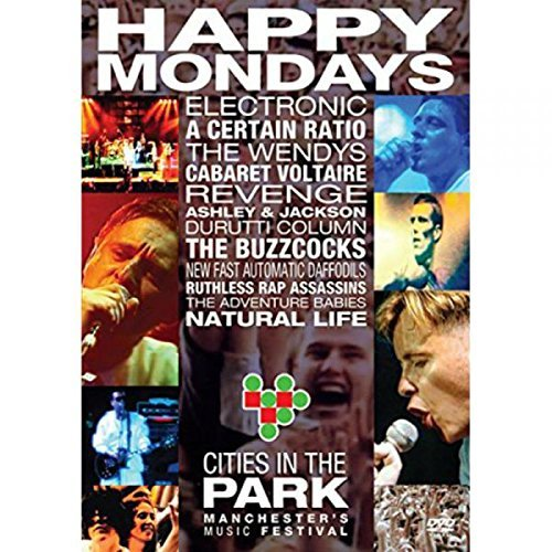 Happy Mondays: Cities In The Park 1991 [DVD] B01I06MD4G