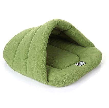 Caliente Saco De Dormir Perro Suave Acogedor Camas para Perros Bolsas Cama Perrera para Perros Y
